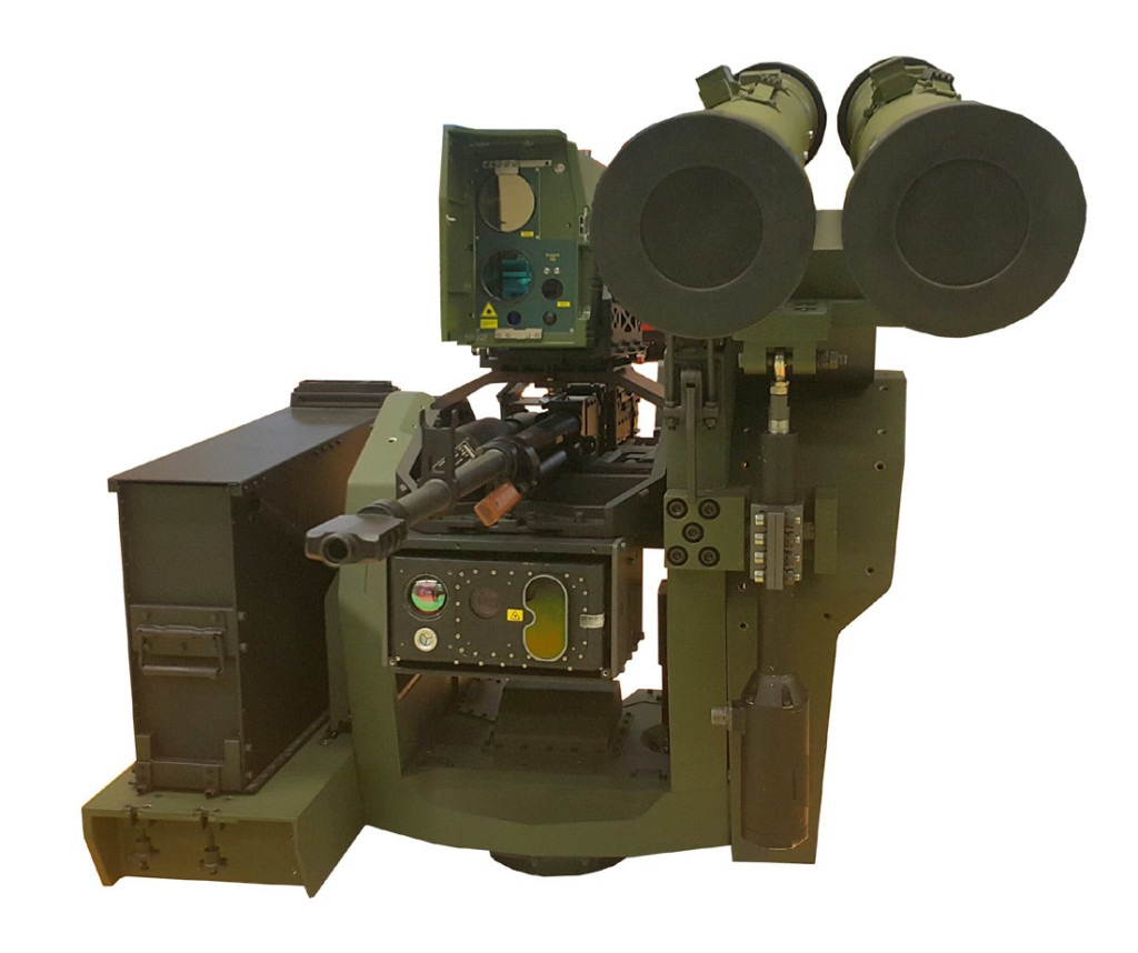 SARP Anti-Tank Remote Controlled Stabilized Weapon System