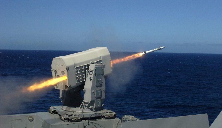 US approves sale of RIM-116C – RAM Block 2 to Japan